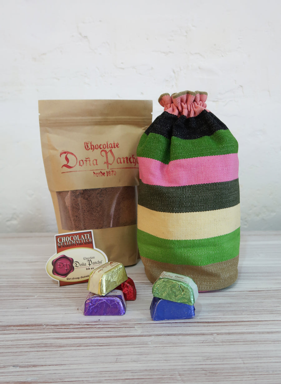 Chocolate Gift Bag - Large