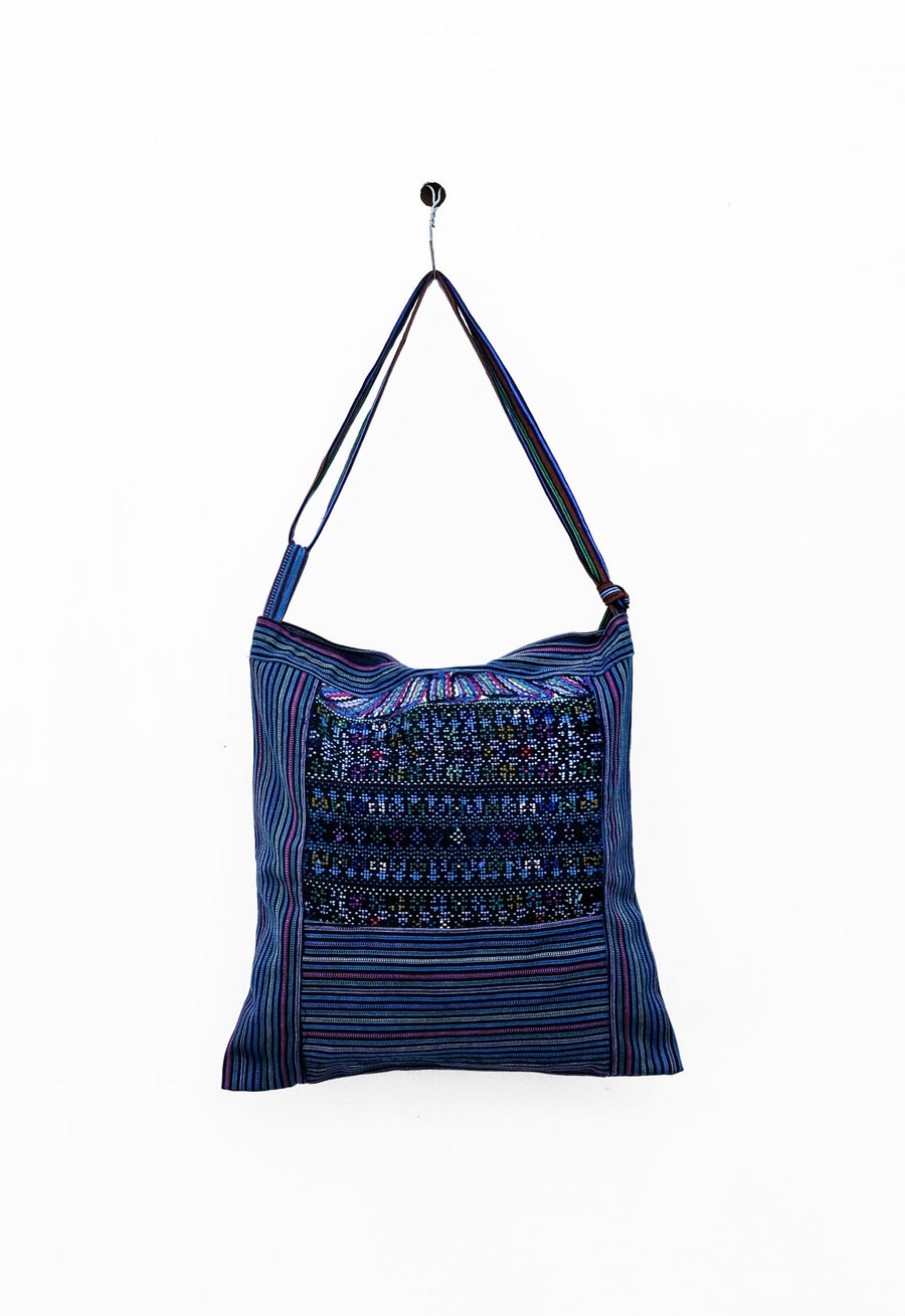 Large Huipil Crossbody