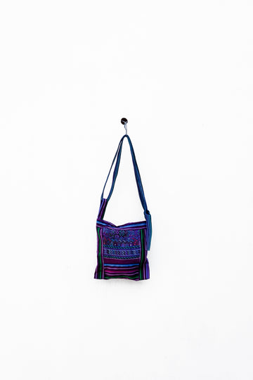 Small Huipil Shoulder Bag