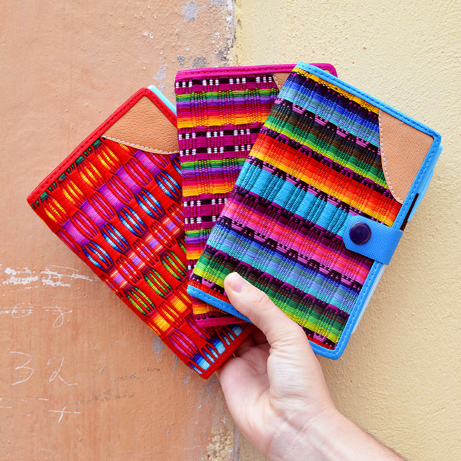 Huipil Notebook Cover
