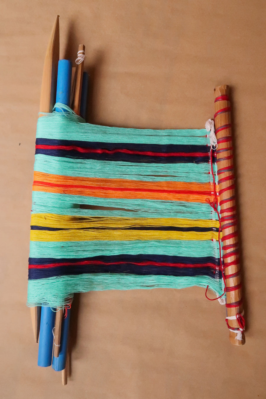Weave at Home - Backstrap Loom Kit