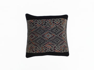 Faith Cushion Cover black