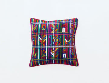 Mayan Arise Cushion Cover Red