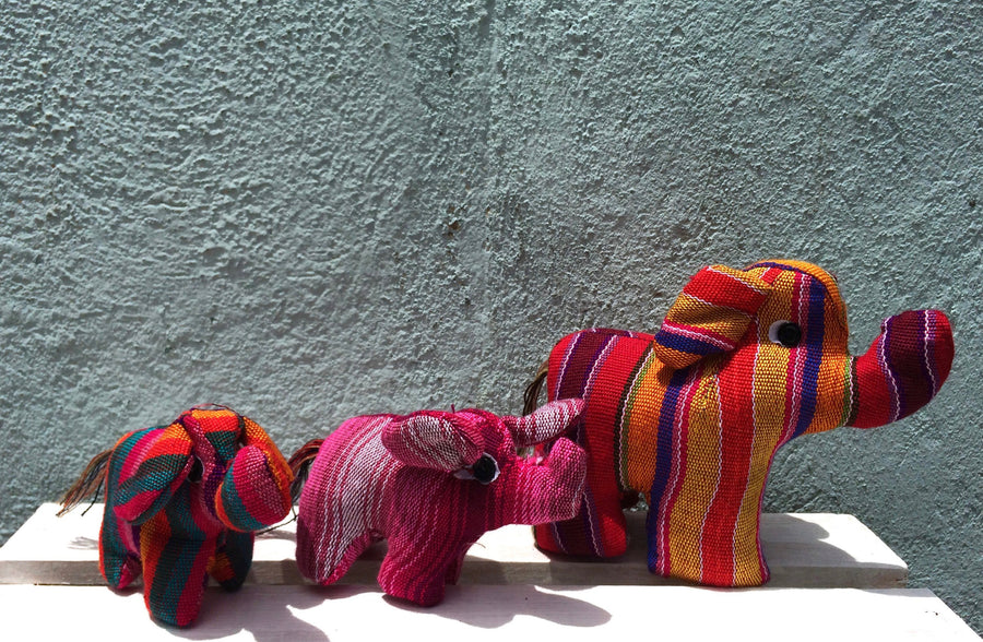 Handmade Toy - Elephant