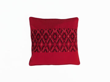 Lively Diamond Cushion Cover