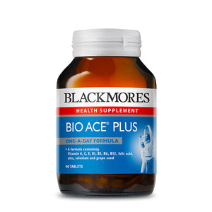 BIO ACE PLUS 90s - Blackmores Corporate Program by Kat Asia Pte Ltd