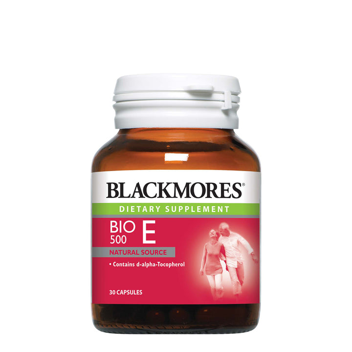 BIO E 500IU 30s - Blackmores Corporate Program by Kat Asia Pte Ltd