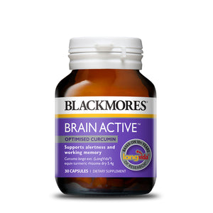 BRAIN ACTIVE 30s - Blackmores Corporate Program by Kat Asia Pte Ltd