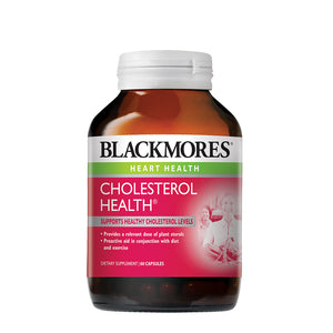 CHOLESTEROL HEALTH 60s - Blackmores Corporate Program by Kat Asia Pte Ltd