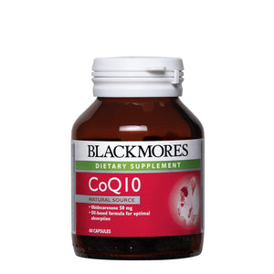 COQ10 50MG 60s - Blackmores Corporate Program by Kat Asia Pte Ltd