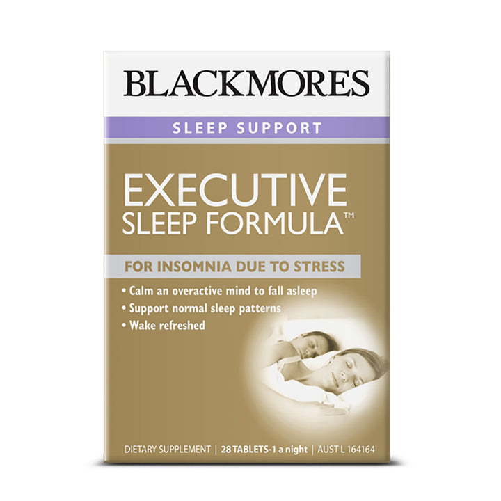 EXECUTIVE B SLEEP 28s - Blackmores Corporate Program by Kat Asia Pte Ltd