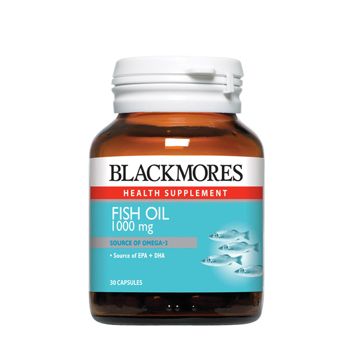 FISH OIL 1000 30s - Blackmores Corporate Program by Kat Asia Pte Ltd