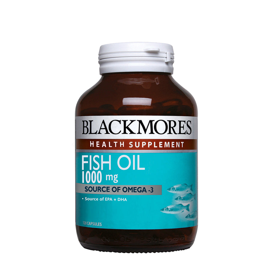 FISH OIL 1000 120s - Blackmores Corporate Program by Kat Asia Pte Ltd
