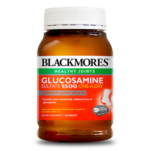 GLUCOSAMINE 1500 (AMB) 180s - Blackmores Corporate Program by Kat Asia Pte Ltd