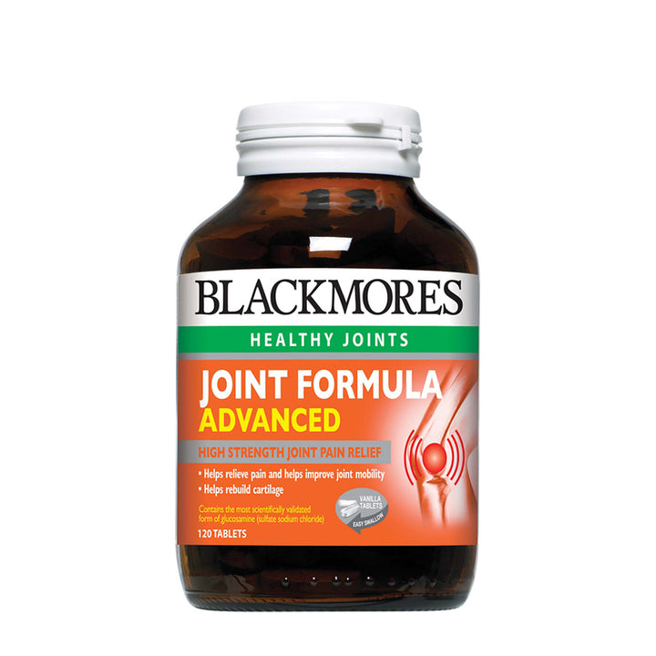 JOINT FORMULA ADVANCED 120s - Blackmores Corporate Program by Kat Asia Pte Ltd