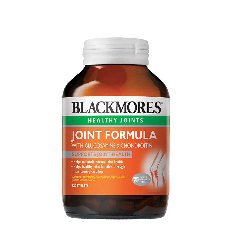 JOINT FORMULA GLUCOSAMINE CHONDROITIN 120s - Blackmores Corporate Program by Kat Asia Pte Ltd