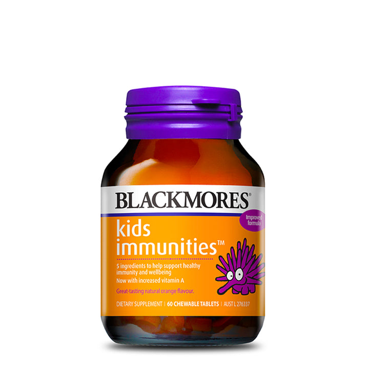 KIDS IMMUNITIES 60s - Blackmores Corporate Program by Kat Asia Pte Ltd