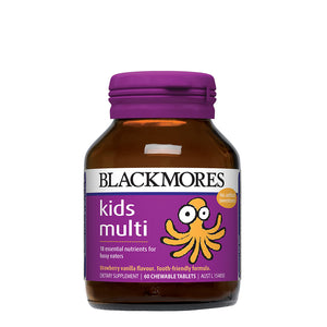 KIDS MULTI 60s - Blackmores Corporate Program by Kat Asia Pte Ltd