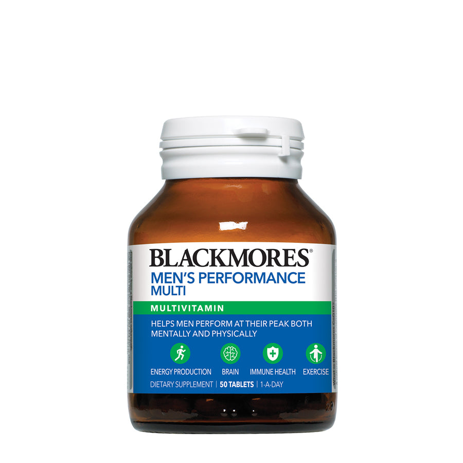MEN'S PERFORMANCE MULTI 50s - Blackmores Corporate Program by Kat Asia Pte Ltd