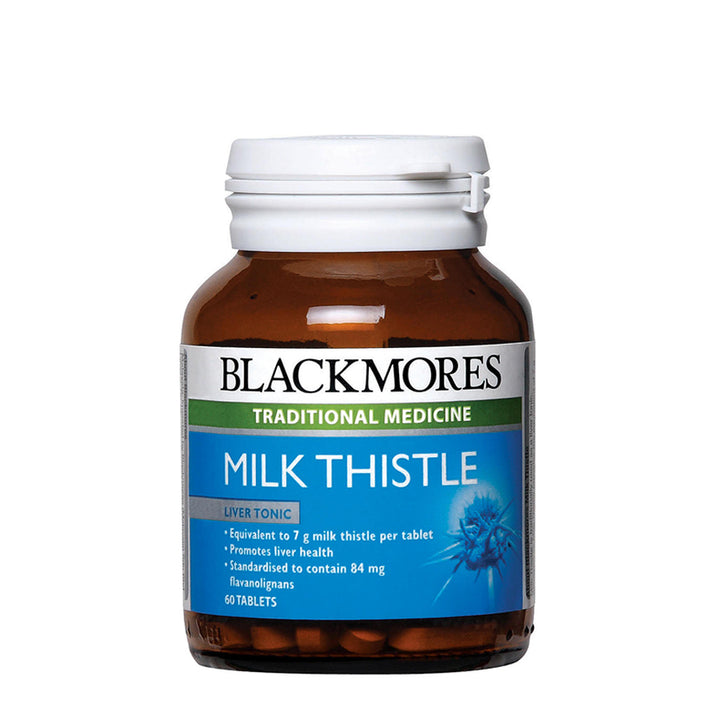 MILK THISTLE 60s - Blackmores Corporate Program by Kat Asia Pte Ltd