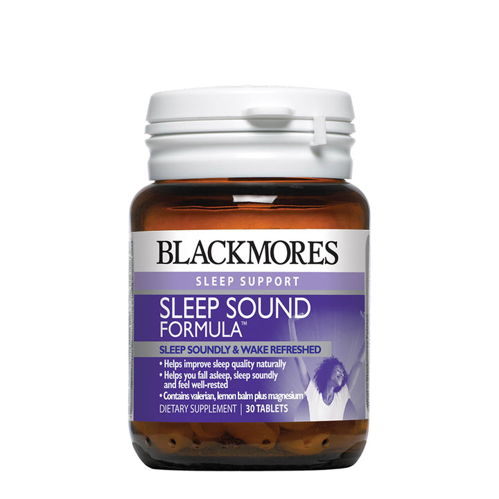 SLEEP SOUND FORMULA 30s - Blackmores Corporate Program by Kat Asia Pte Ltd