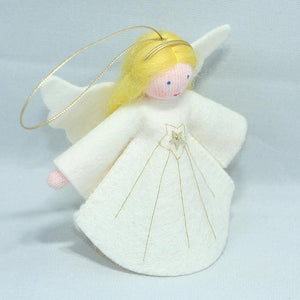 Abundance Angel | Waldorf Doll Shop | Eco Flower Fairies