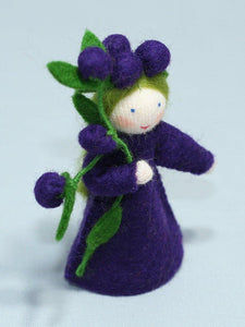 Blackthorn Fairy | Waldorf Doll Shop | Eco Flower Fairies | Handmade by Ambrosius