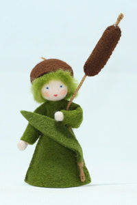 Cattail Fairy | Waldorf Doll Shop | Eco Flower Fairies