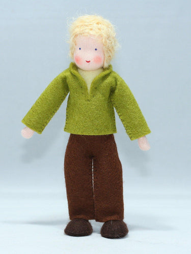 Waldorf Father Doll | Waldorf Doll Shop | Eco Flower Fairies