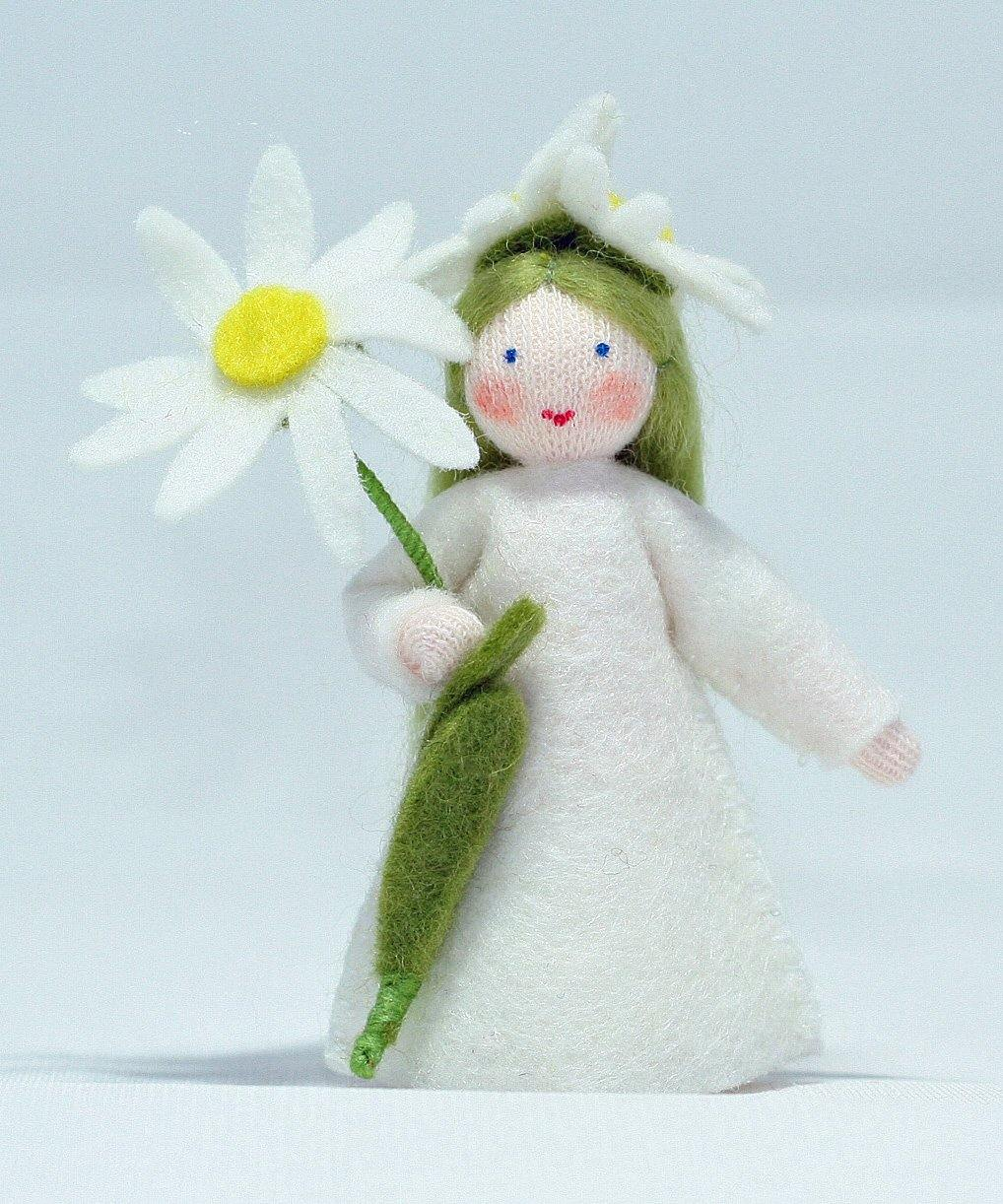 Desert Star Fairy | Waldorf Doll Shop | Eco Flower Fairies | Handmade by Ambrosius