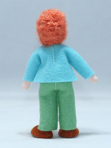 Waldorf Boy Doll | Waldorf Doll Shop | Eco Flower Fairies | Handmade by Ambrosius