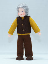 Waldorf Grandfather Doll | Waldorf Doll Shop | Eco Flower Fairies
