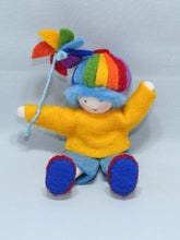 Rainbow Child | Waldorf Doll Shop | Eco Flower Fairies
