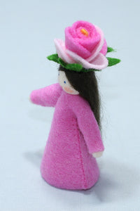 Rose Fairy | Waldorf Doll Shop | Eco Flower Fairies