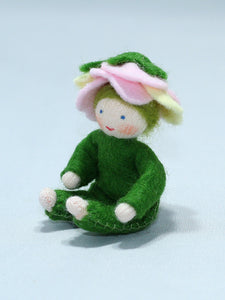 Rose Kid | Waldorf Doll Shop | Eco Flower Fairies | Handmade by Ambrosius