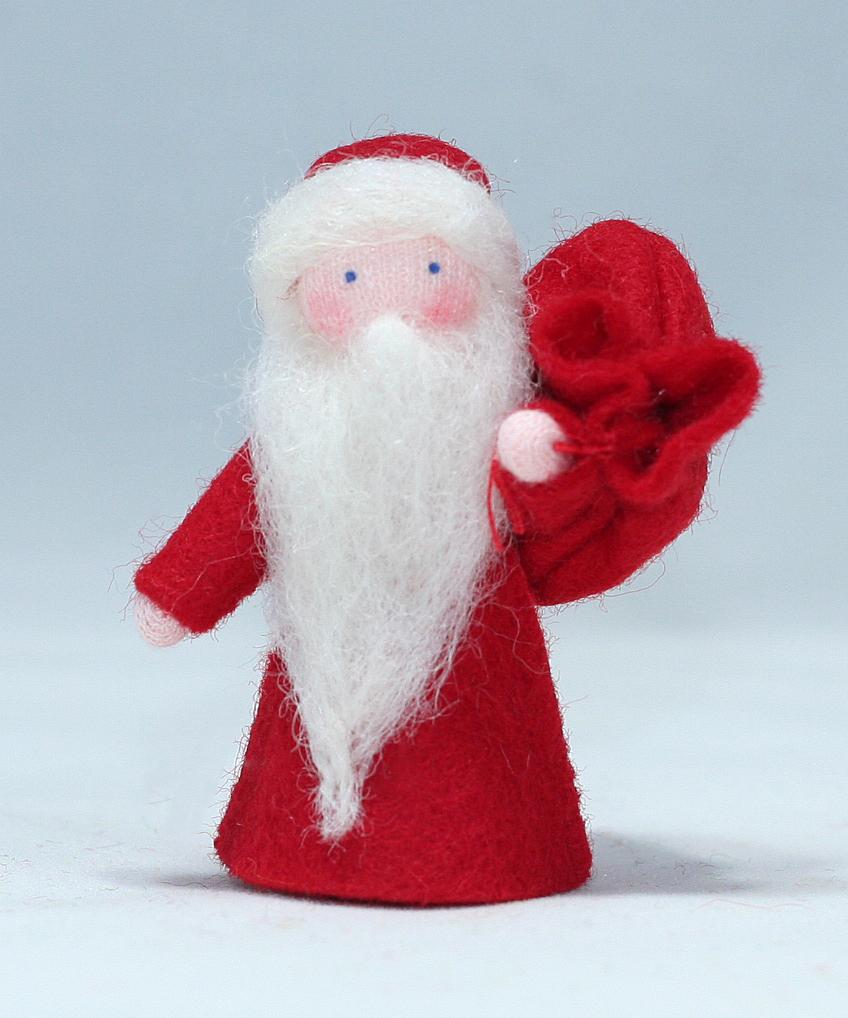 Santa Claus | Waldorf Doll Shop | Eco Flower Fairies
