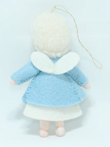 Snow Fairy | Waldorf Doll Shop | Eco Flower Fairies