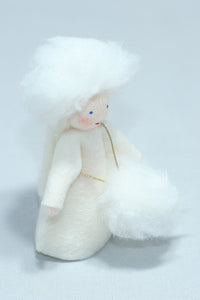 Snow Queen | Waldorf Doll Shop | Eco Flower Fairies | Handmade by Ambrosius