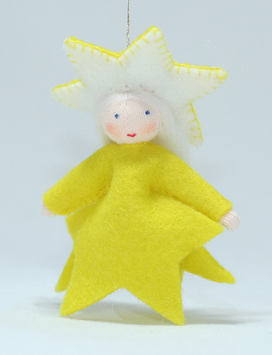 Star Fairy | Waldorf Doll Shop | Eco Flower Fairies