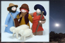 Three Shepherds | Waldorf Doll Shop | Eco Flower Fairies