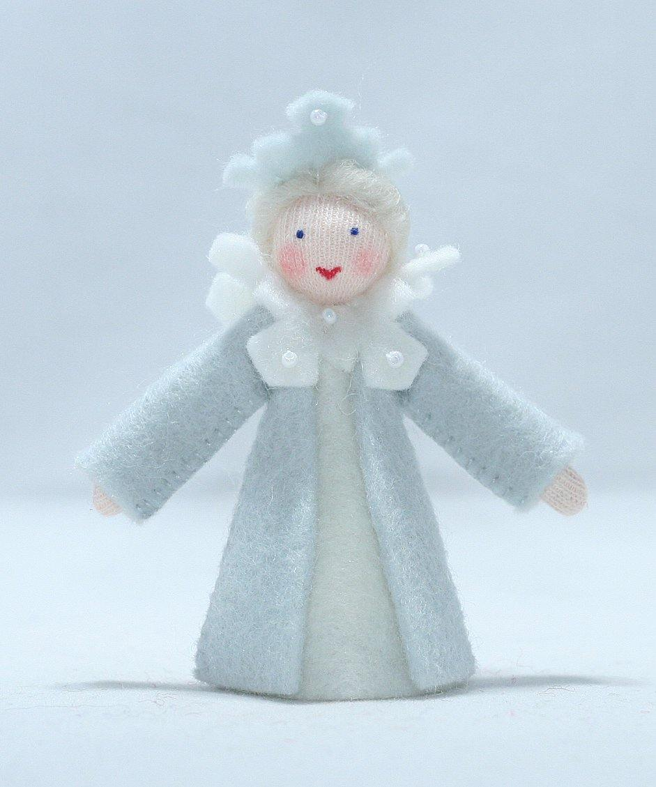 Winter Queen | Waldorf Doll Shop | Eco Flower Fairies
