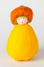 Pumpkin Kid | Waldorf Doll Shop | Eco Flower Fairies
