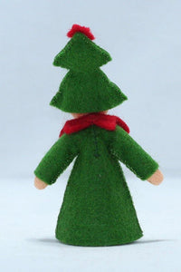 Christmas Tree Prince | Waldorf Doll Shop | Eco Flower Fairies