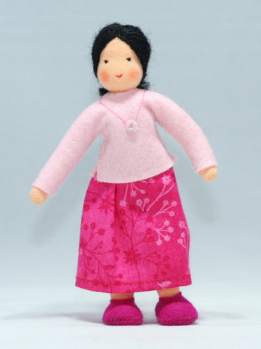 Waldorf Mother Doll (light skin) | Waldorf Doll Shop | Eco Flower Fairies