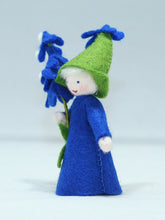 Bluebonnet Prince | Waldorf Doll Shop | Eco Flower Fairies | Handmade by Ambrosius