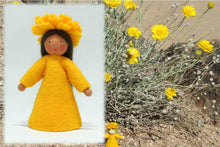Desert Marigold Fairy | Waldorf Doll Shop | Eco Flower Fairies