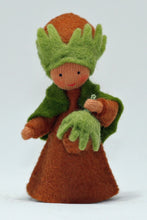 Hazelnut Prince | Waldorf Doll Shop | Eco Flower Fairies