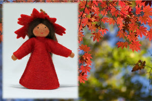 Maple Fairy | Waldorf Doll Shop | Eco Flower Fairies