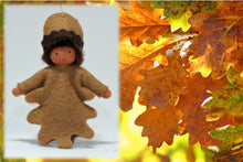 Oak Leaf Kid | Waldorf Doll Shop | Eco Flower Fairies