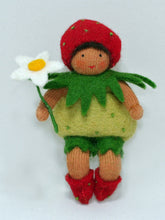 Strawberry Baby | Waldorf Doll Shop | Eco Flower Fairies